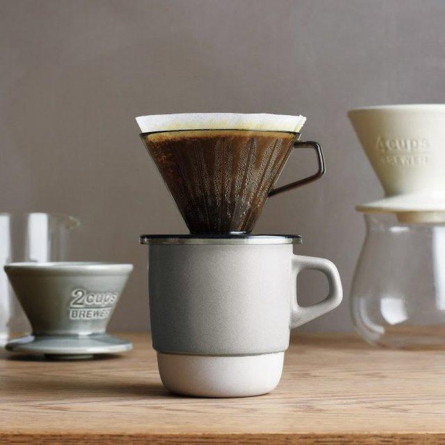 Kinto Slow Coffee Style Stacking Mug 320ml
