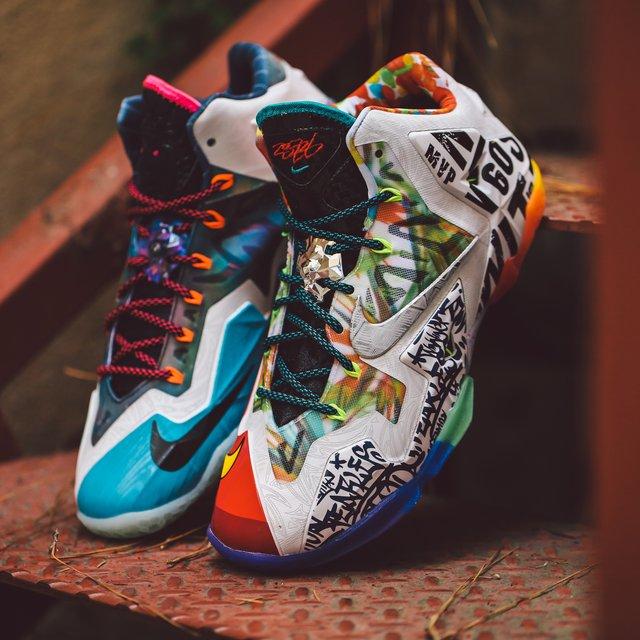 Nike Lebron 11 Premium