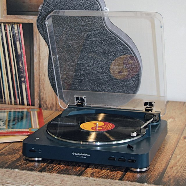 Audio-Technica Automatic Bluetooth Turntable