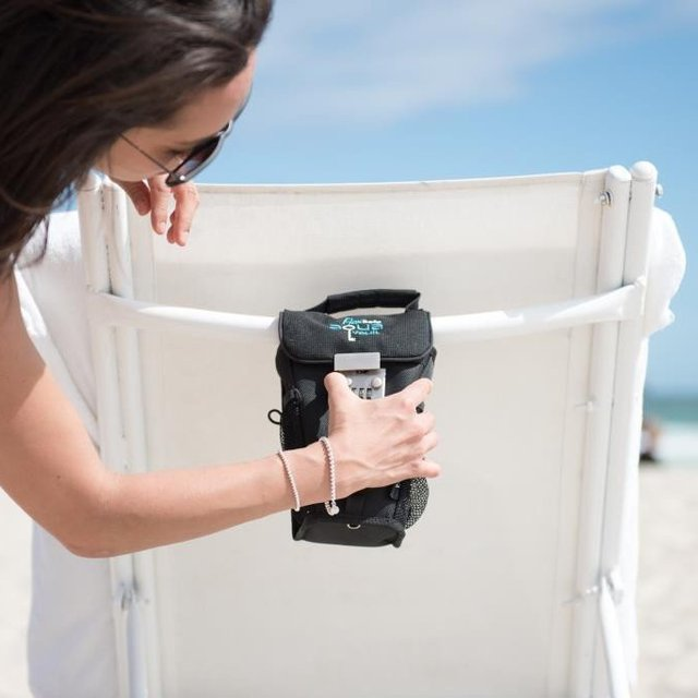 AquaVault FlexSafe Portable Outdoor Safe