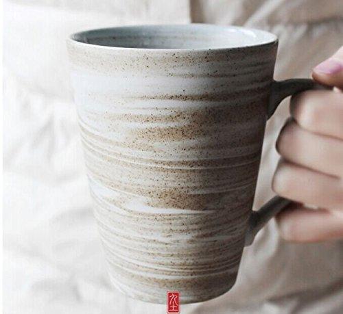 JoTo 100% Hand-Made Premiun Ceramic Mug
