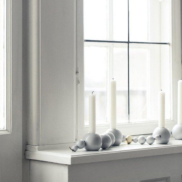 Grey Candleholder String by Ferm Living