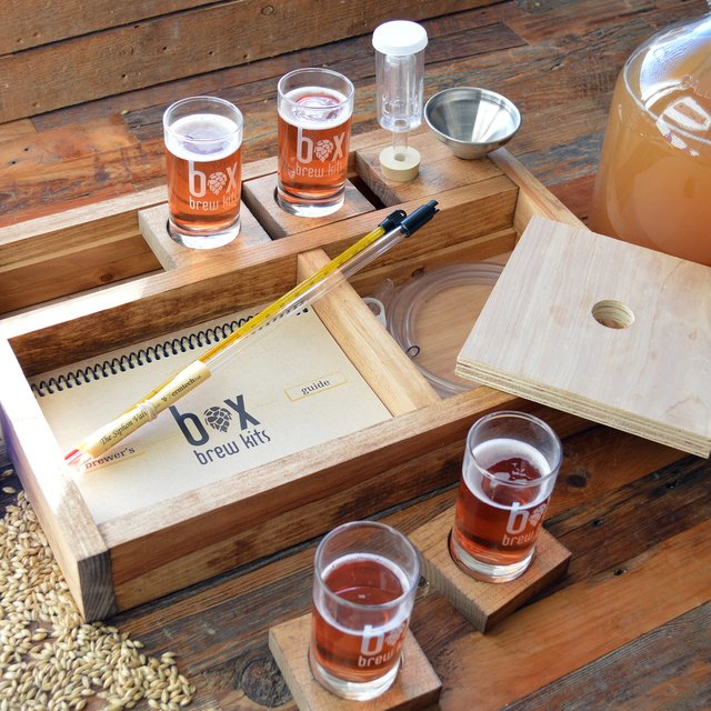 The Taster One Gallon Beer Making Kit