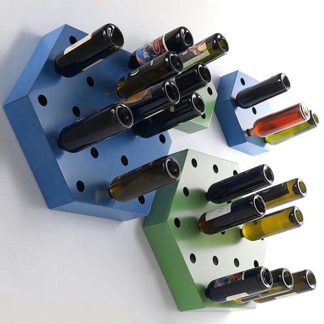 Hexagon Maxi Bottle Holder