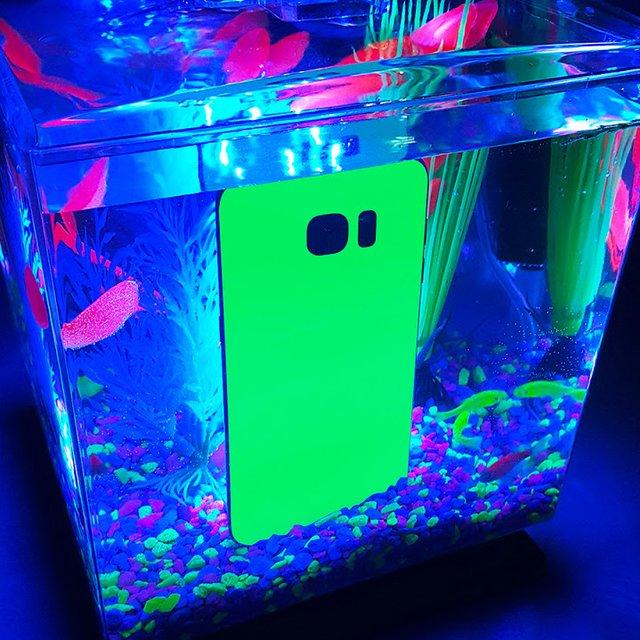 Galaxy S7 Glow Wrap By Slickwraps