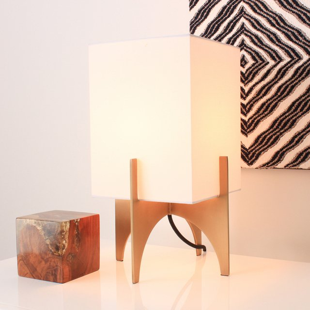 Thick Accent Lamp by M3LD