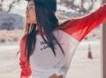 Keep 'Em Coming Rebel Raglan by Wildfox Couture