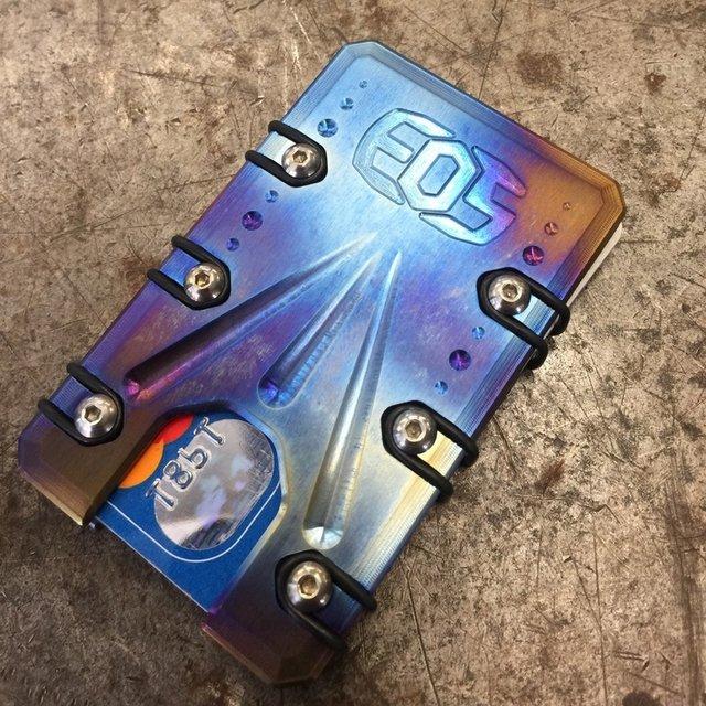 Titanium 2.0 Wallet