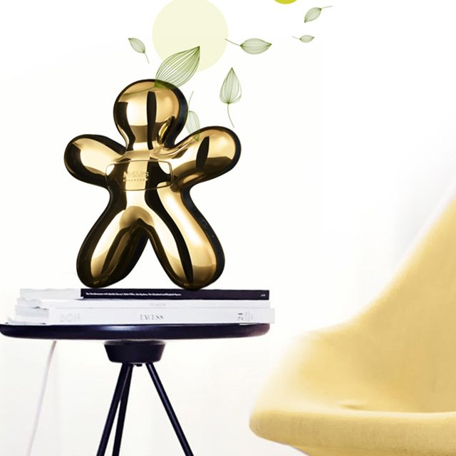 George Scent & Sound Electronic Fragrance Diffuser