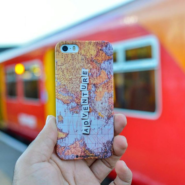 Adventure Map iPhone 6 Case by DailyObjects