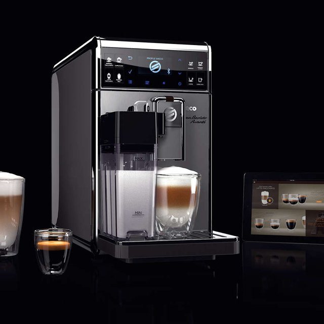 GranBaristo Avanti Super-Automatic Espresso Machine