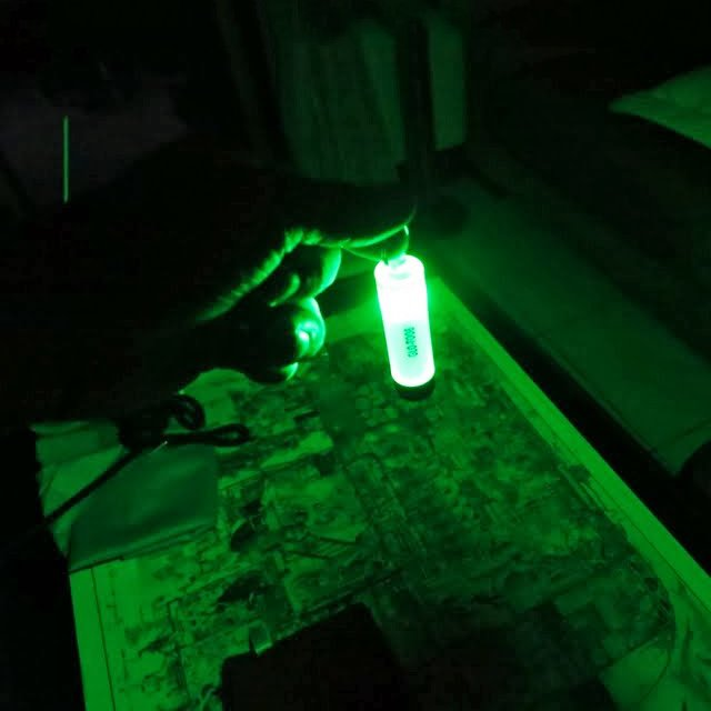 Glo-Toob Indestructible Emergency Light