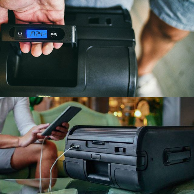 Trunkster Smart Luggage