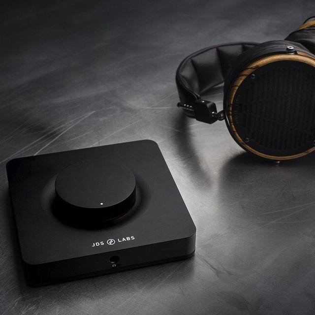 The Element Headphone Amplifier by JDS Labs