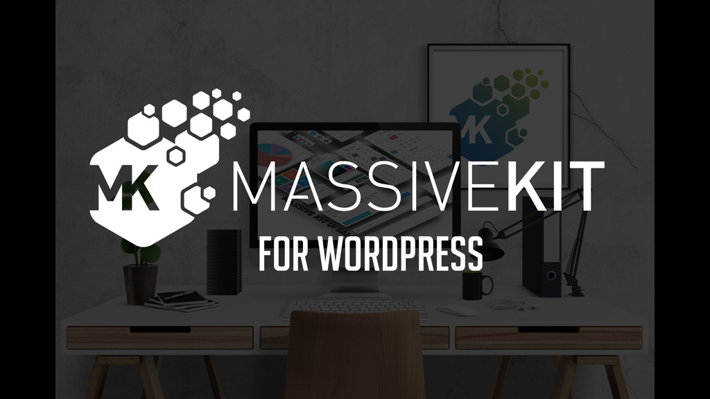 Massive Kit – Ultimate WordPress Plugin