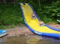 Extreme Turbo Chute Water Slide 60′ Package