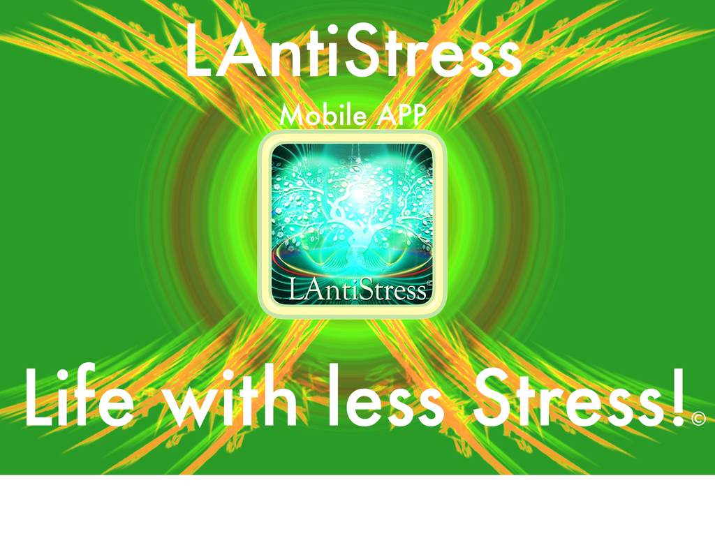 LAntiStress – Life with Less Stress