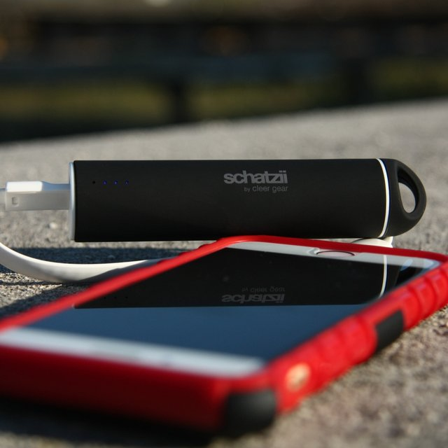 PowerStick Rechargeable Battery by Schatzii
