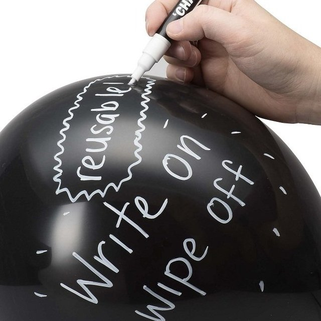 Chalkboard Balloons Kit
