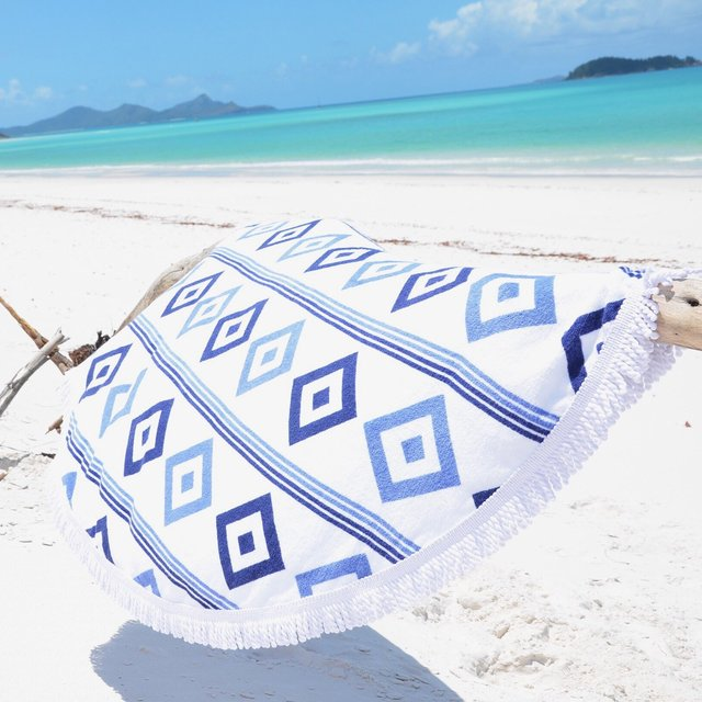 Hamptons Towel by Lovin Summer