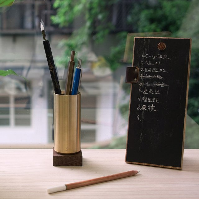 Pen Container by Ystudio