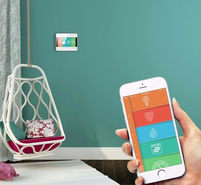 NuBryte Touchpoint All-in-one Smart Home System