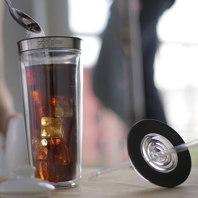 BRU Single-Serve Cold Brew Coffee Maker