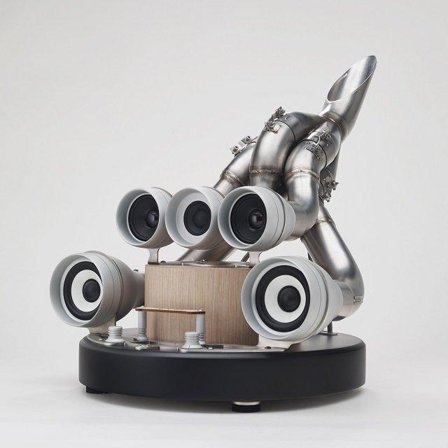 iXOOST XiLO Aluminum Corsa Speaker