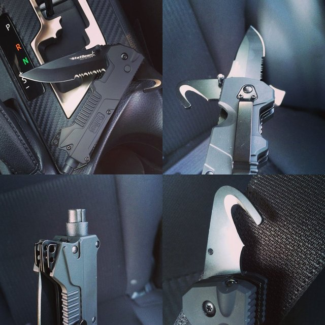 Tactical Auto Rescue Tool by StatGear