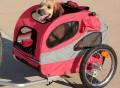 Solvit HoundAbout II Pet Bicycle Trailer