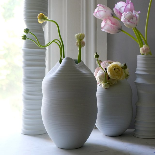 Russian Doll Vase #10 by WrenLab Ceramics