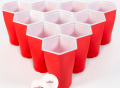 Hexcup Beer Pong Cup Set