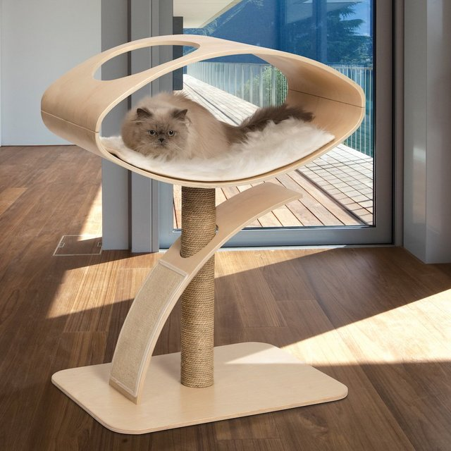 Vesper High Cat Lounge Tree