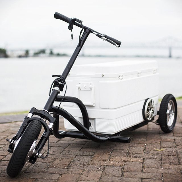 Kreweser Motorized Cooler