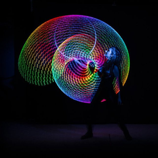 Phoenix LED Hula Hoop