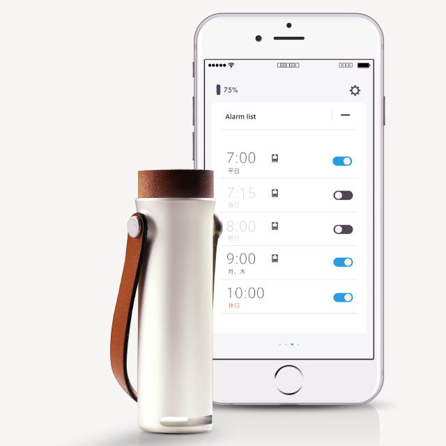 Cloudiss Smart Alarm by Cerevo