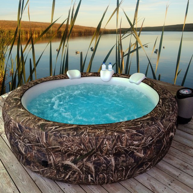 Vanish Spa Realtree Portable Hot Tub