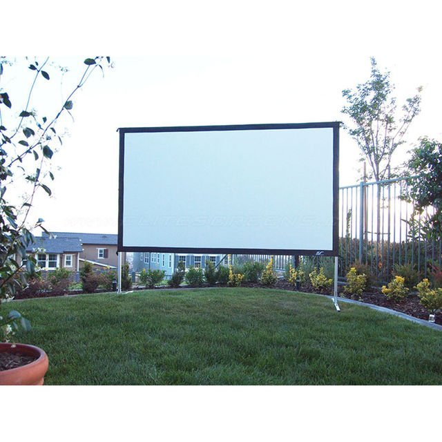 Yard Master 2 Series 16:9 Portable Outdoor Projection Screen