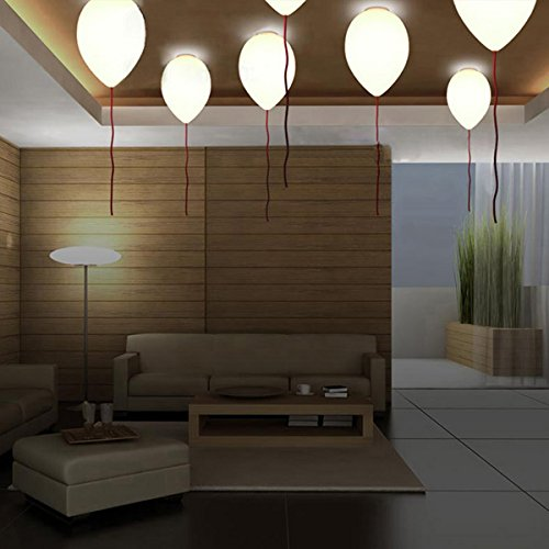 Injuicy Lighting Modern LED Pendant Balloon Lamp