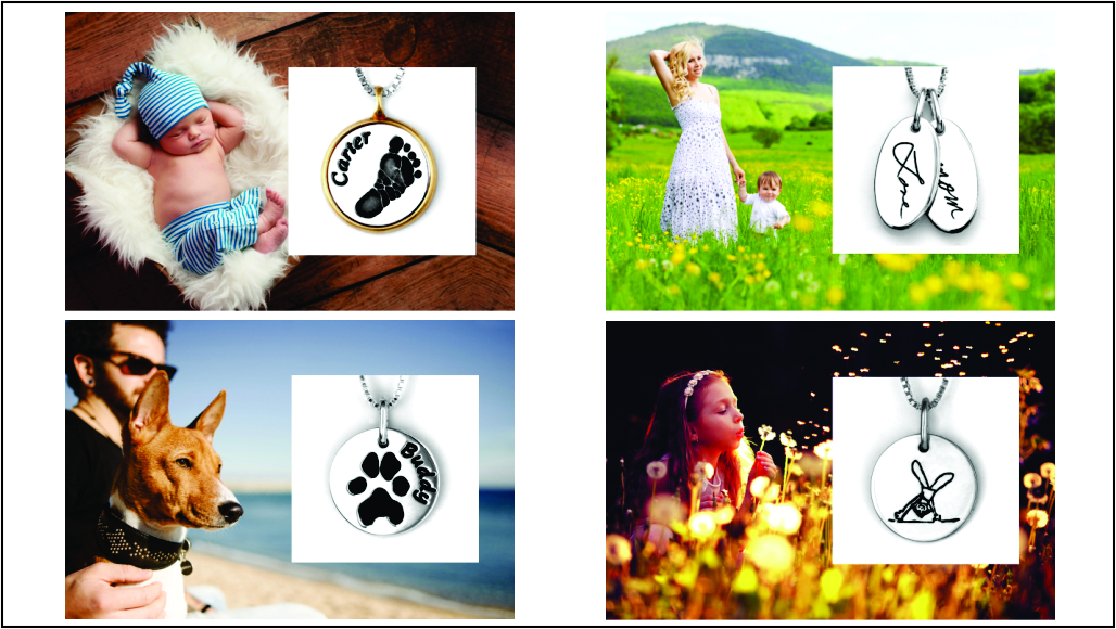 Custom-Made Jewelry & Keepsakes