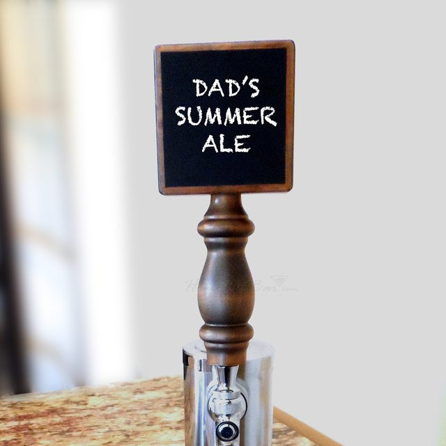 Chalk It Up Chalkboard Tap Handle