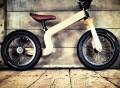 Bonsai Natural 12″ Balance Bike by Earlyrider