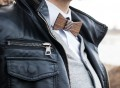 Theo Wooden Bow Tie by Two Guys Bow Tie Co