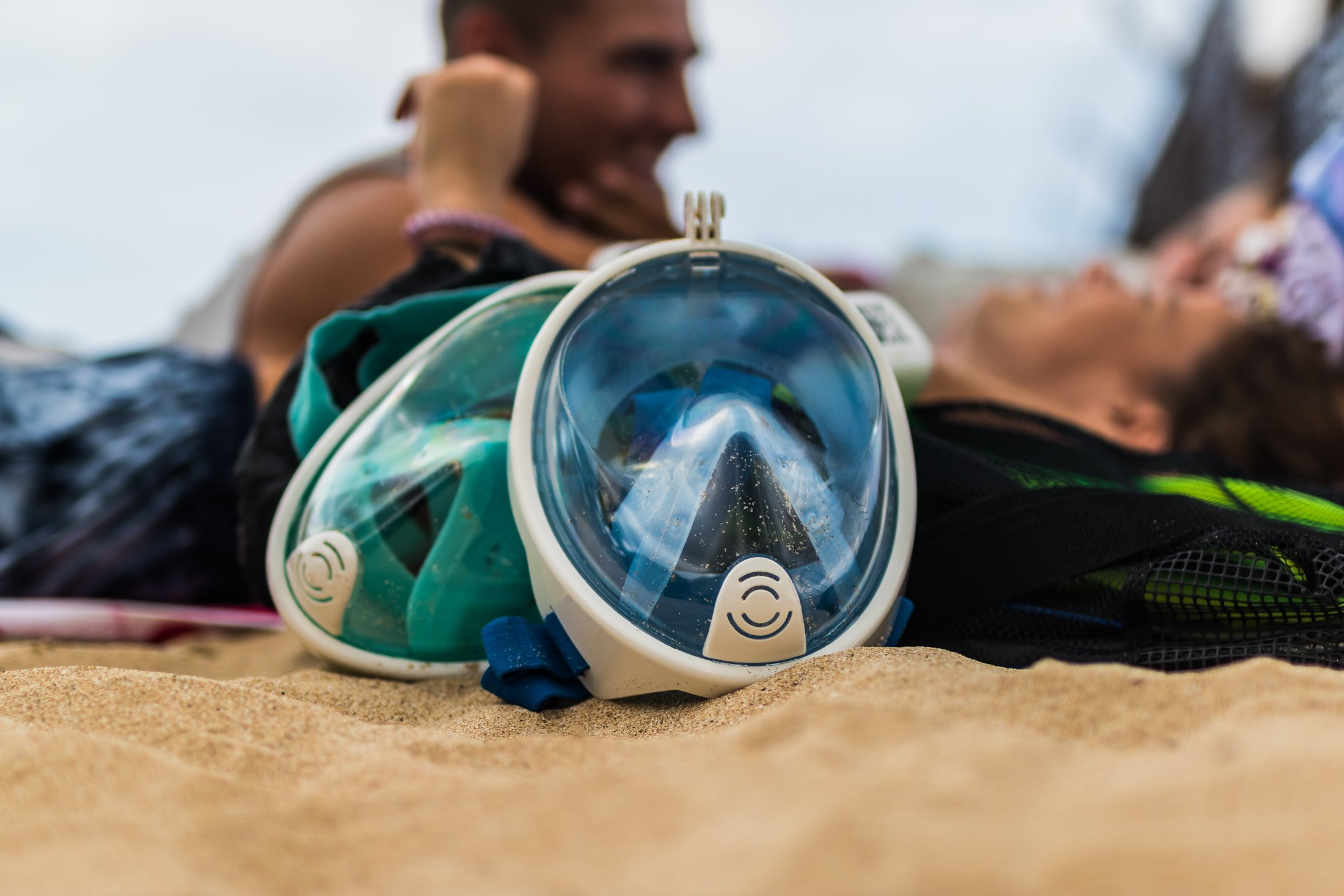 Seaview 180° Snorkel Mask