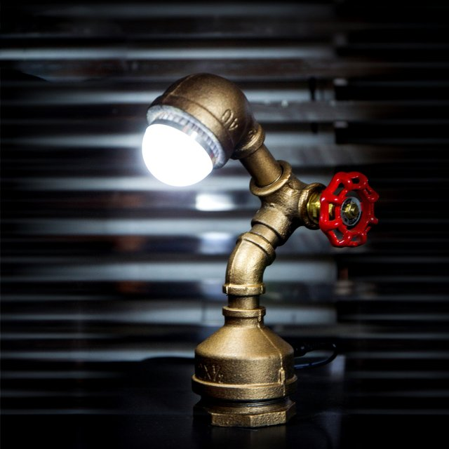 Mini Pipe Nightlight