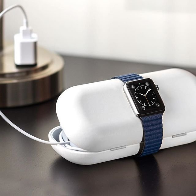 Time Porter Travel Case/Stand for Apple Watch