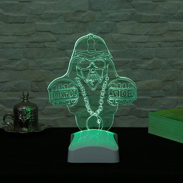 Star Wars Dark Side 3D Acrylic Lamp