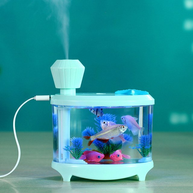 Fish Tank Lamp Humidifier