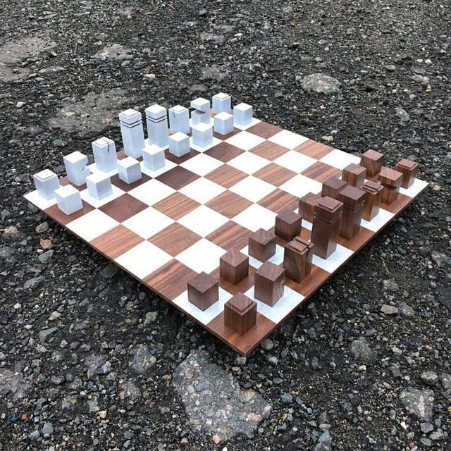 The Chess Club Set