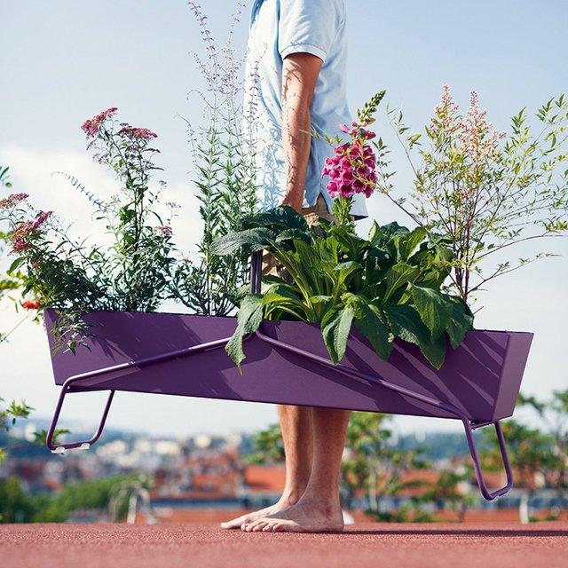 Fermob Long Planter Basket